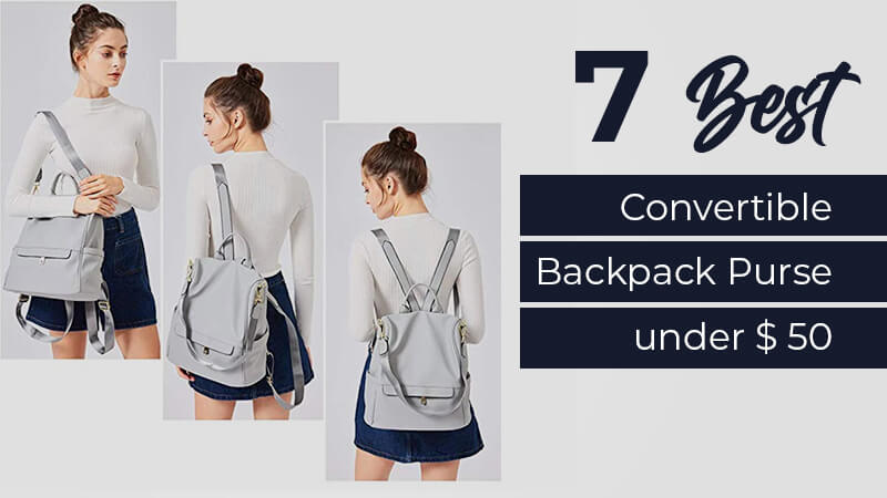 convertible backpack purse under $50