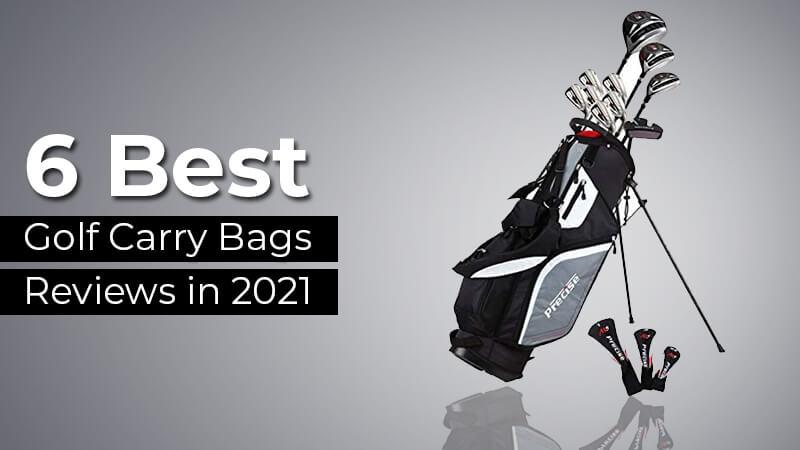 best golf carry bags