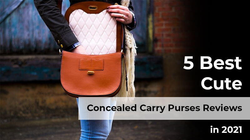 Cute Concealed Carry Purses