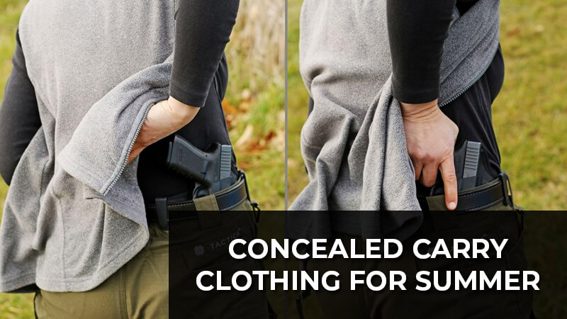 Concealed Carry Clothing