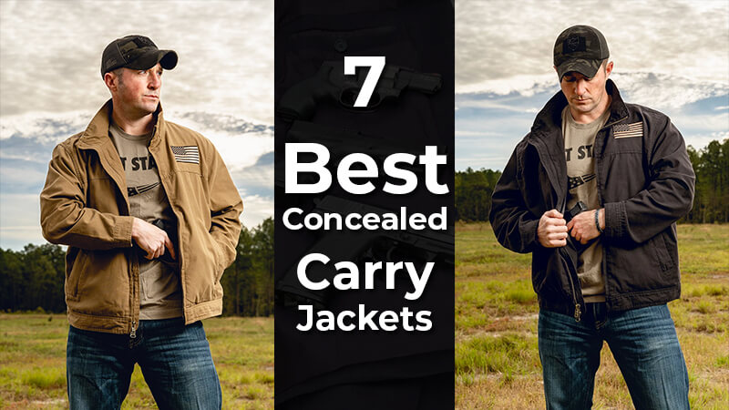 Concealed Carry Jackets